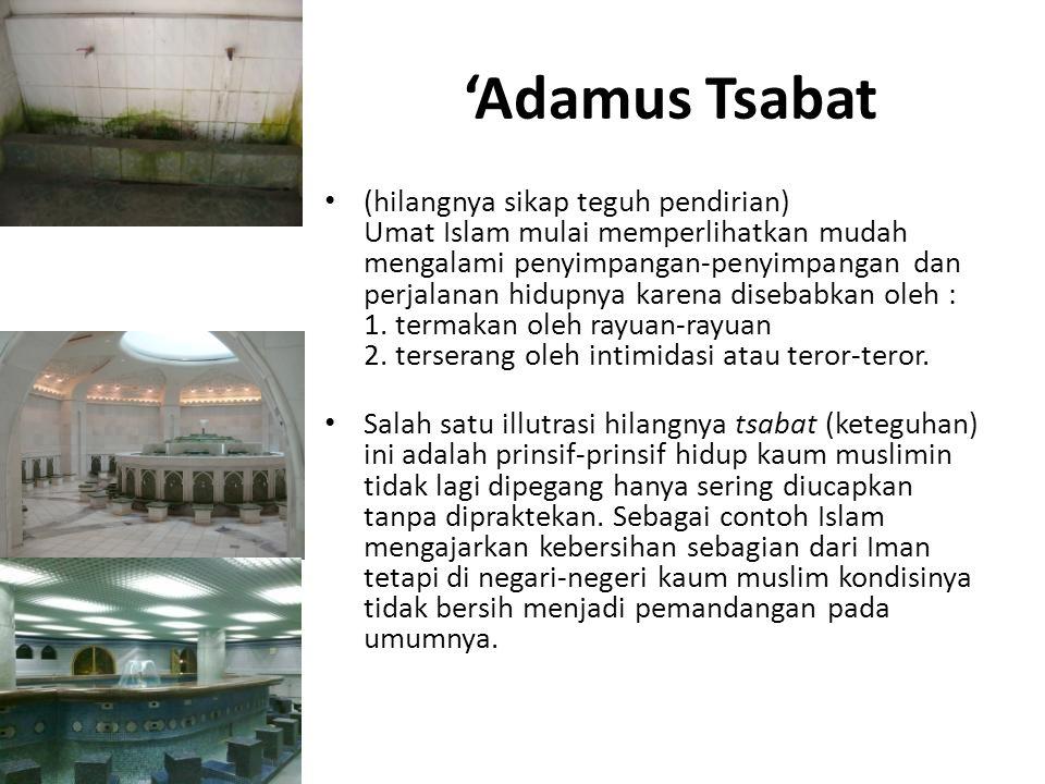 'Adamus Tsabat