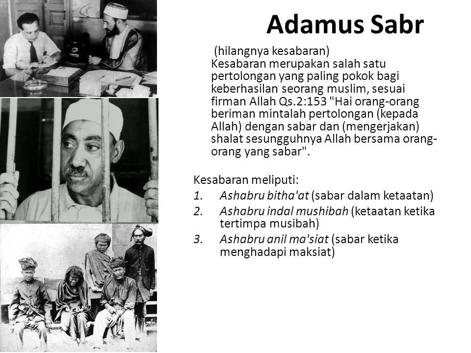 Adamus Sabr