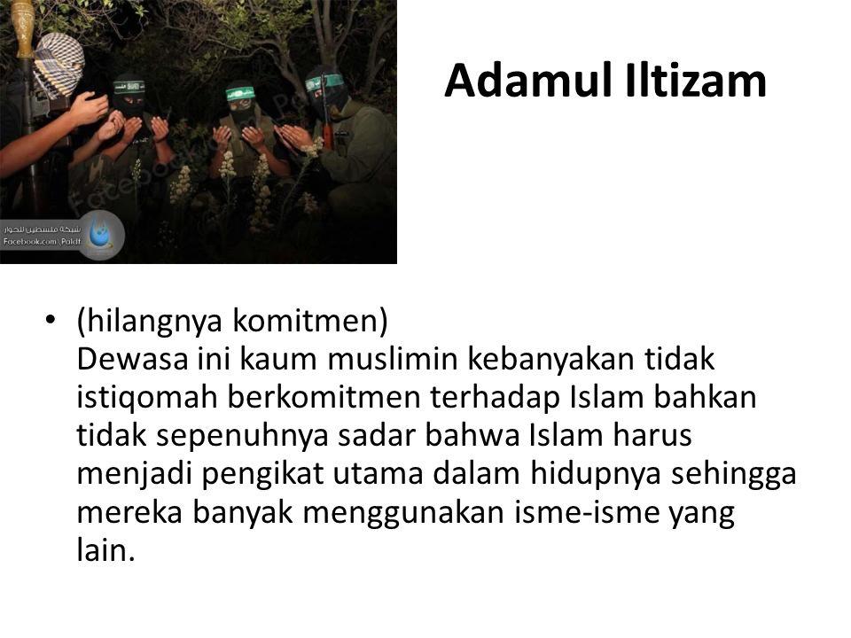 Adamul Iltizam