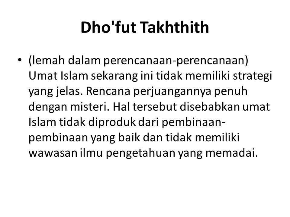 Dho fut Takhthith