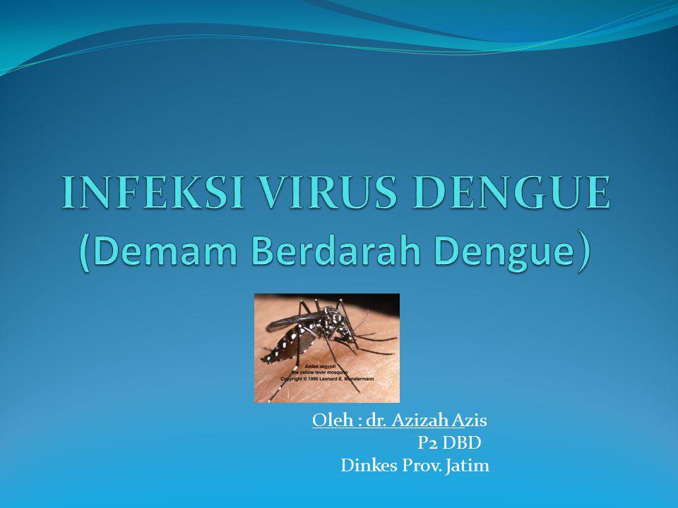 INFEKSI VIRUS DENGUE (Demam Berdarah Dengue)