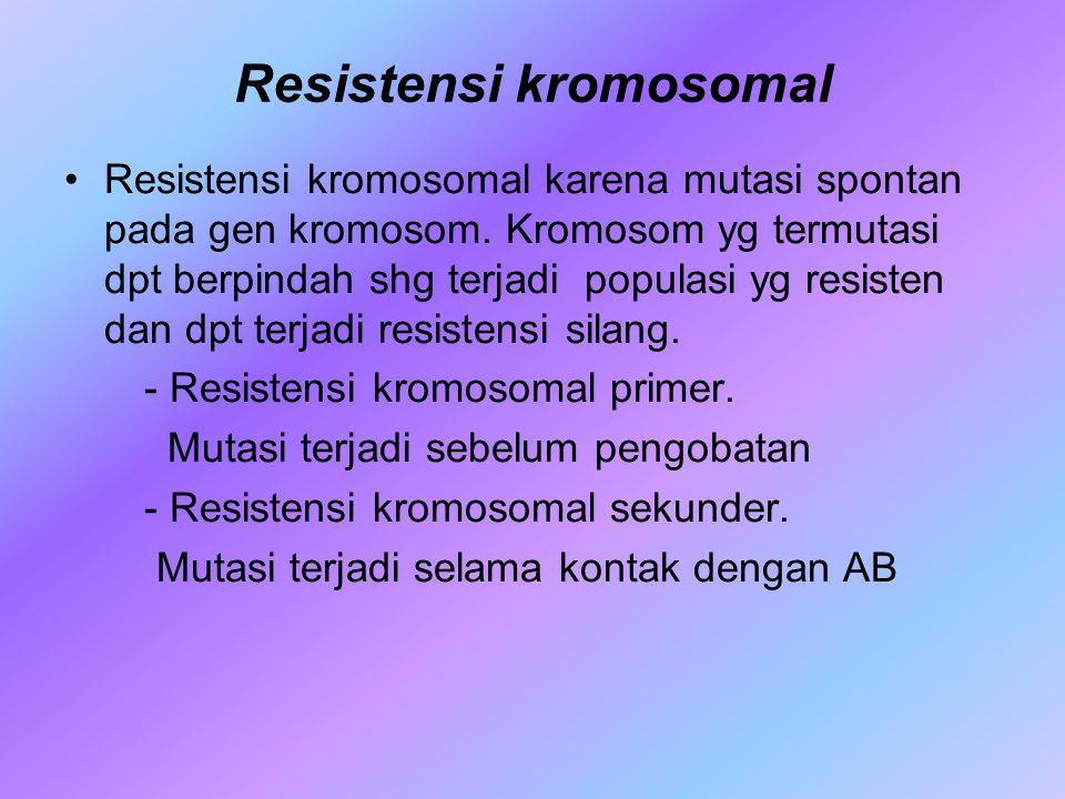 Resistensi kromosomal