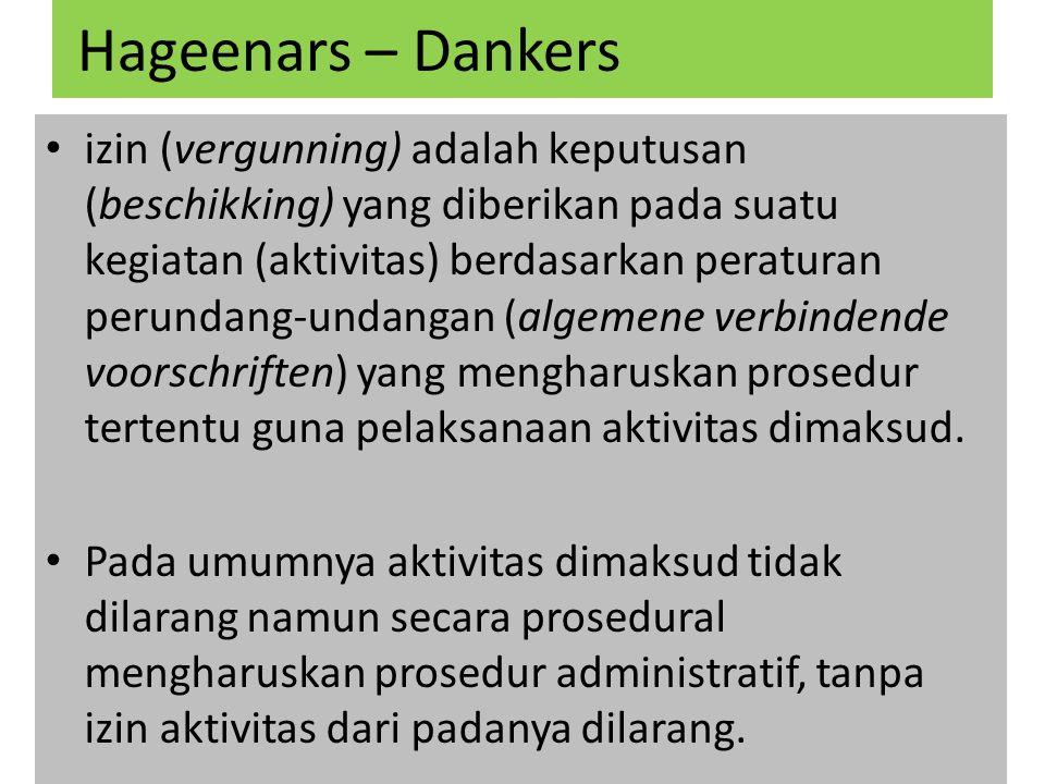 Hageenars – Dankers
