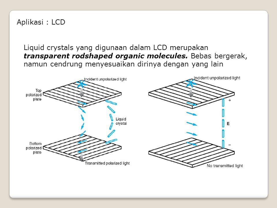 Aplikasi : LCD
