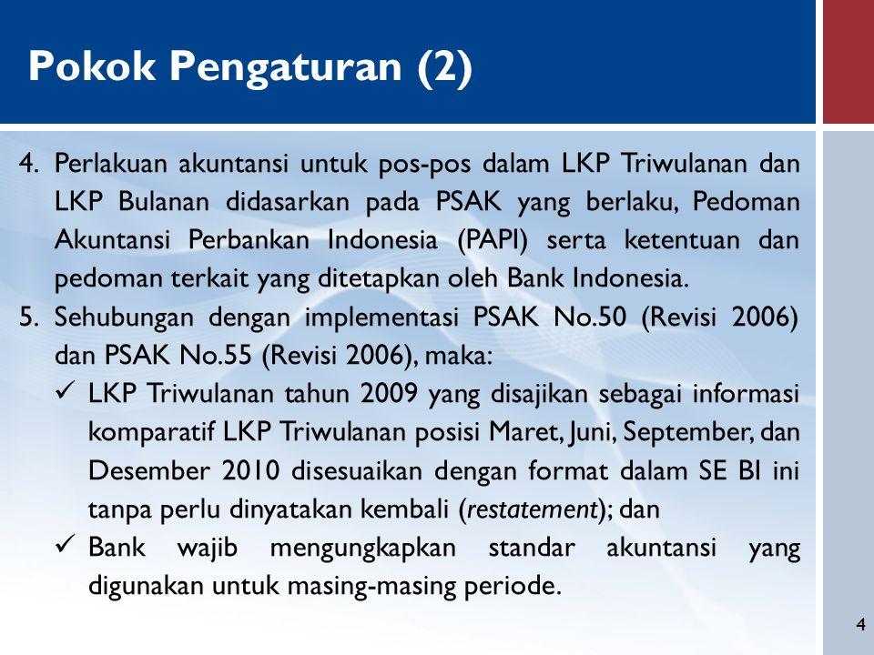 Pokok Pengaturan (2)