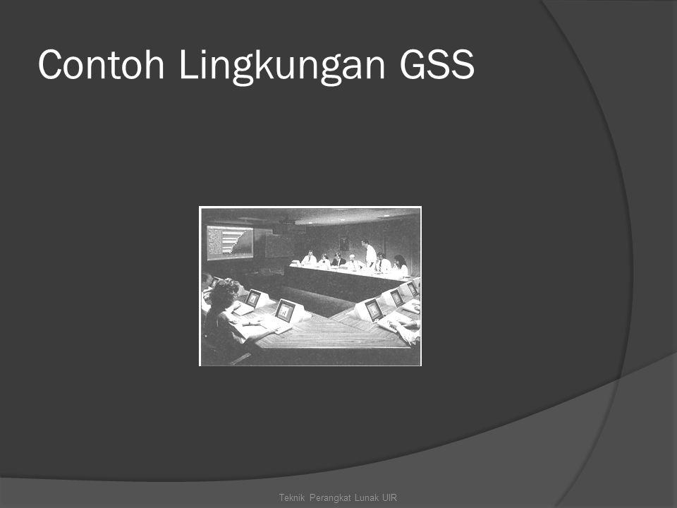 Teknik Perangkat Lunak UIR