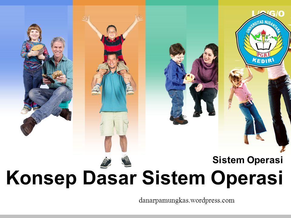 Sistem Operasi Konsep Dasar Sistem Operasi