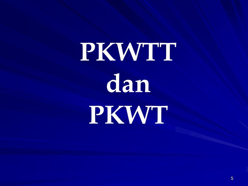 PKWTT dan PKWT