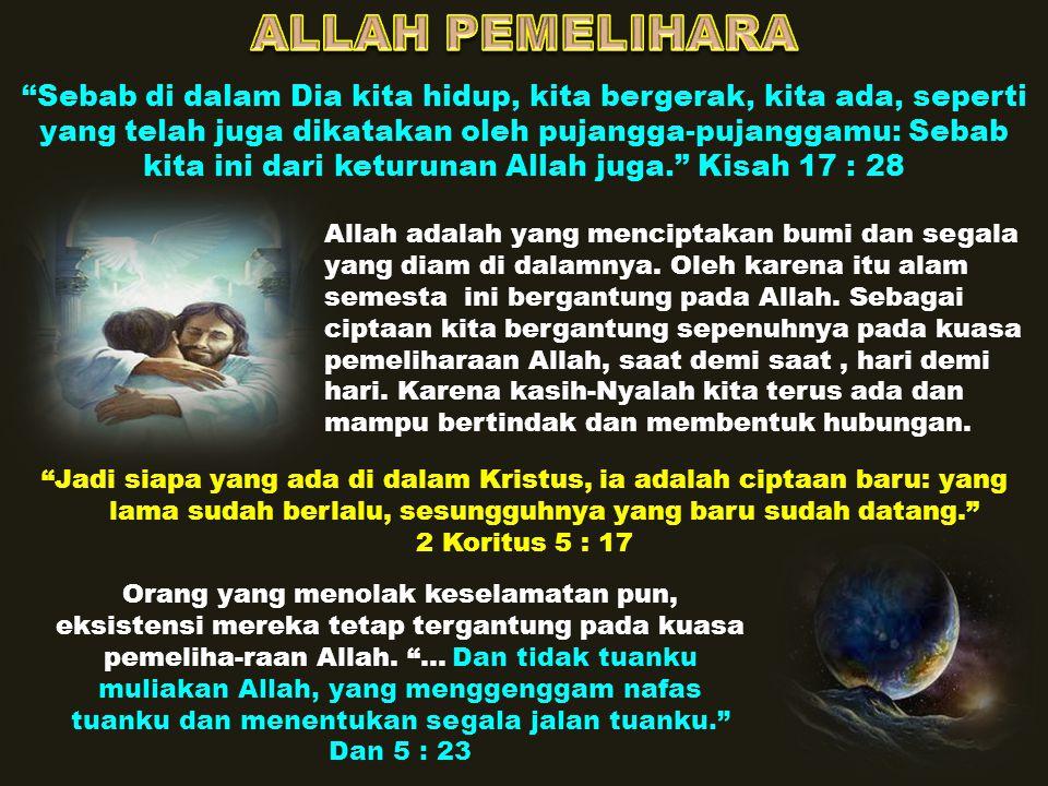 ALLAH PEMELIHARA