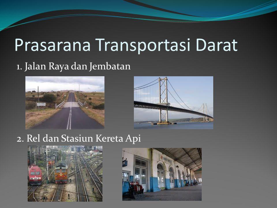Prasarana Transportasi Darat