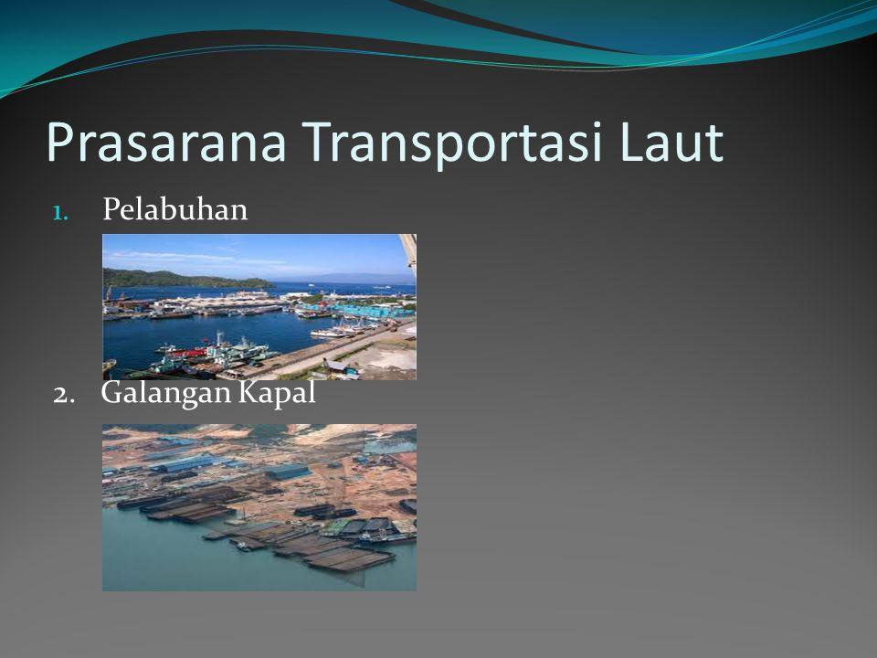 Prasarana Transportasi Laut