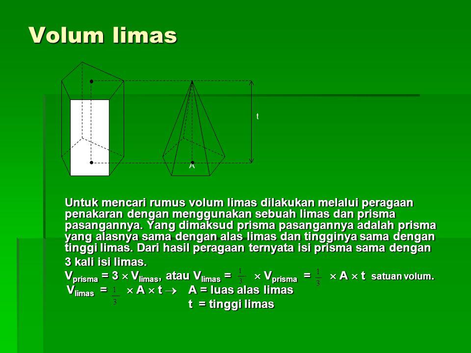 Volum limas t. A.