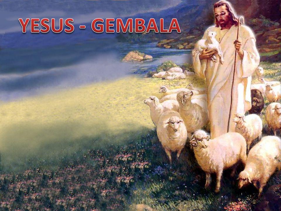 YESUS - GEMBALA