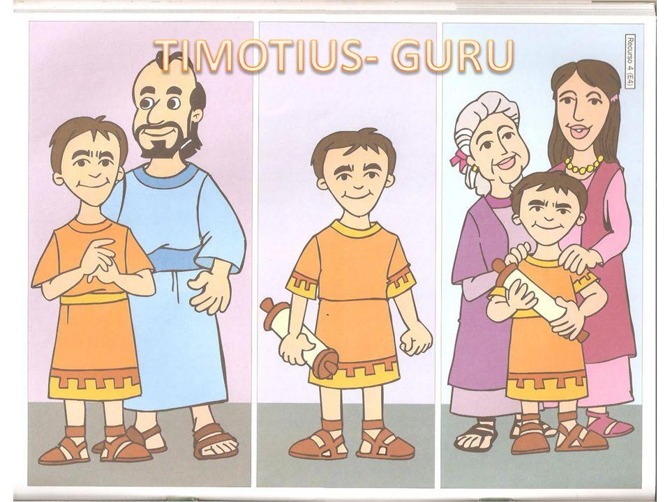 TIMOTIUS- GURU