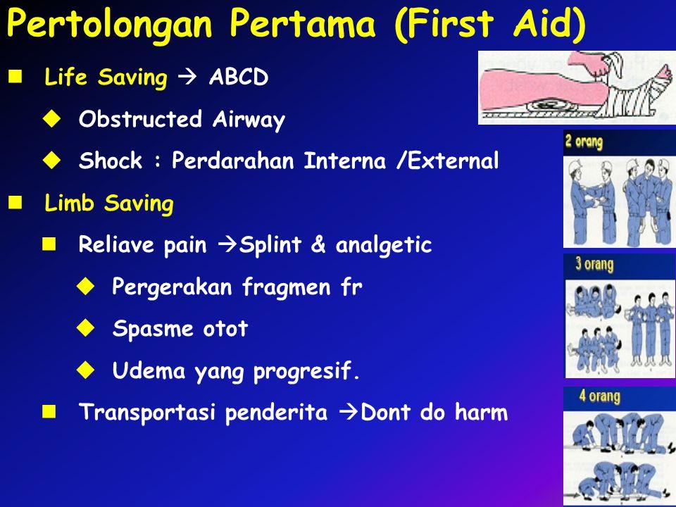 Pertolongan Pertama (First Aid)