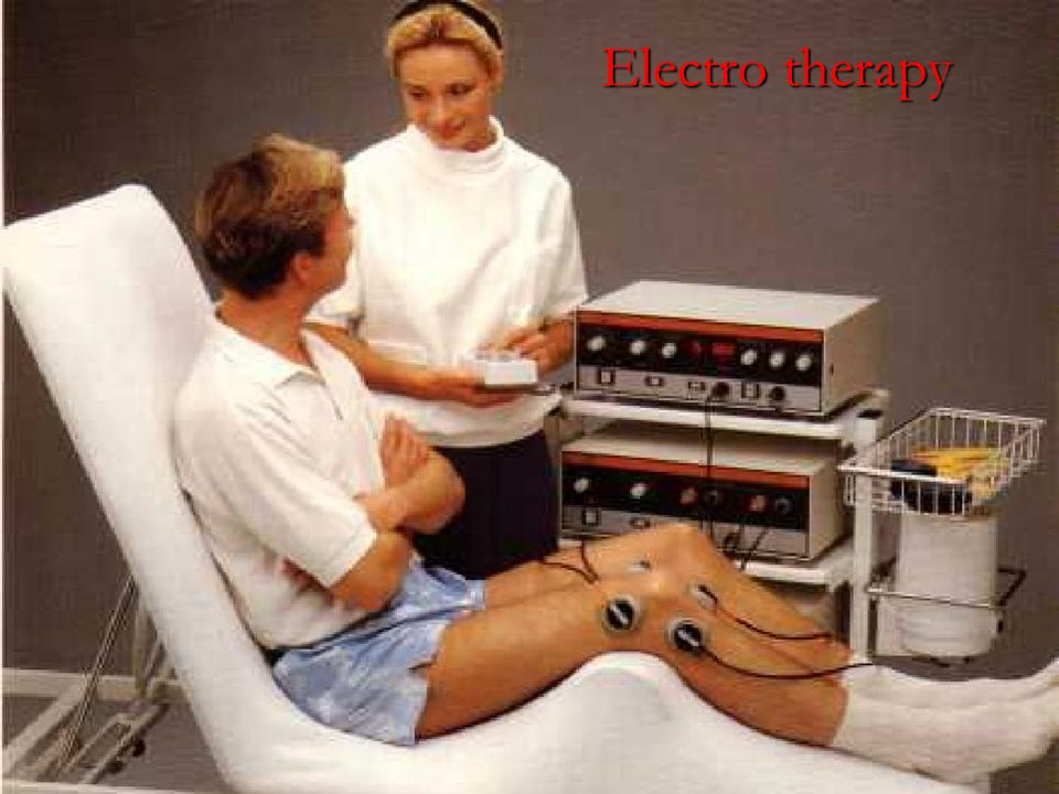 Electro therapy