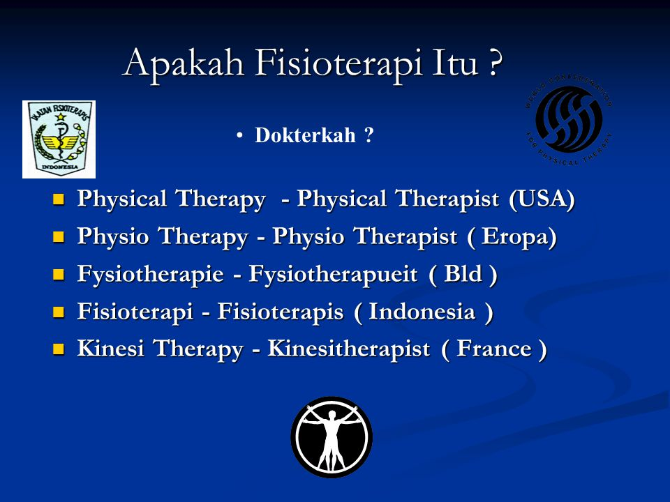 Apakah Fisioterapi Itu