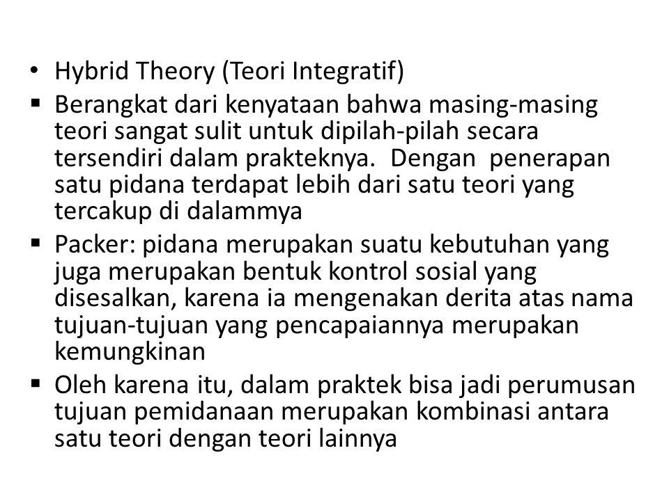 Hybrid Theory (Teori Integratif)