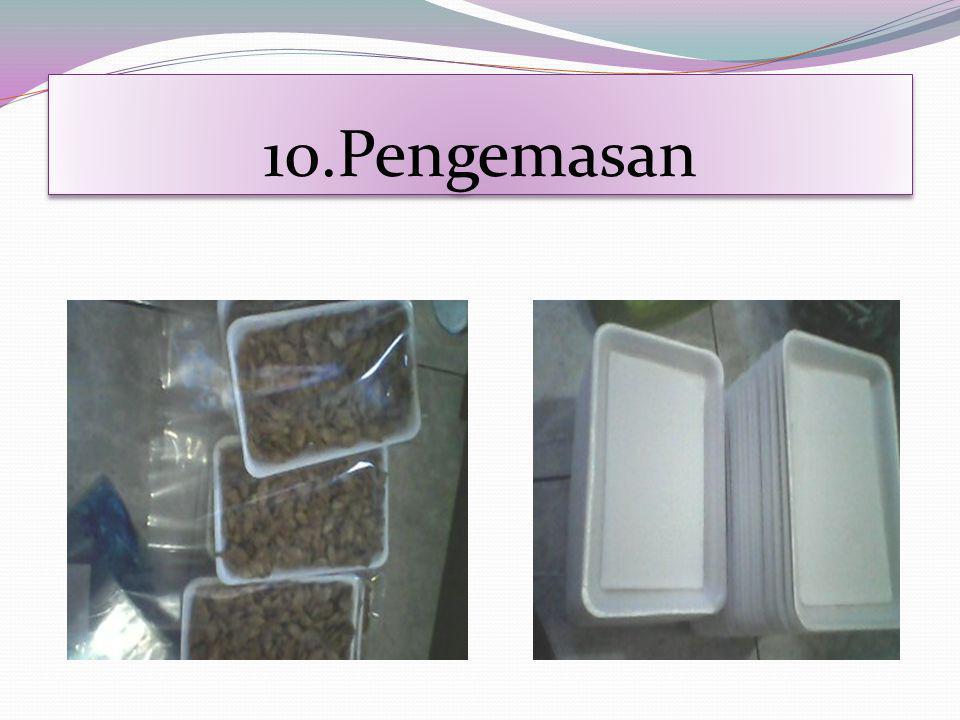 10.Pengemasan