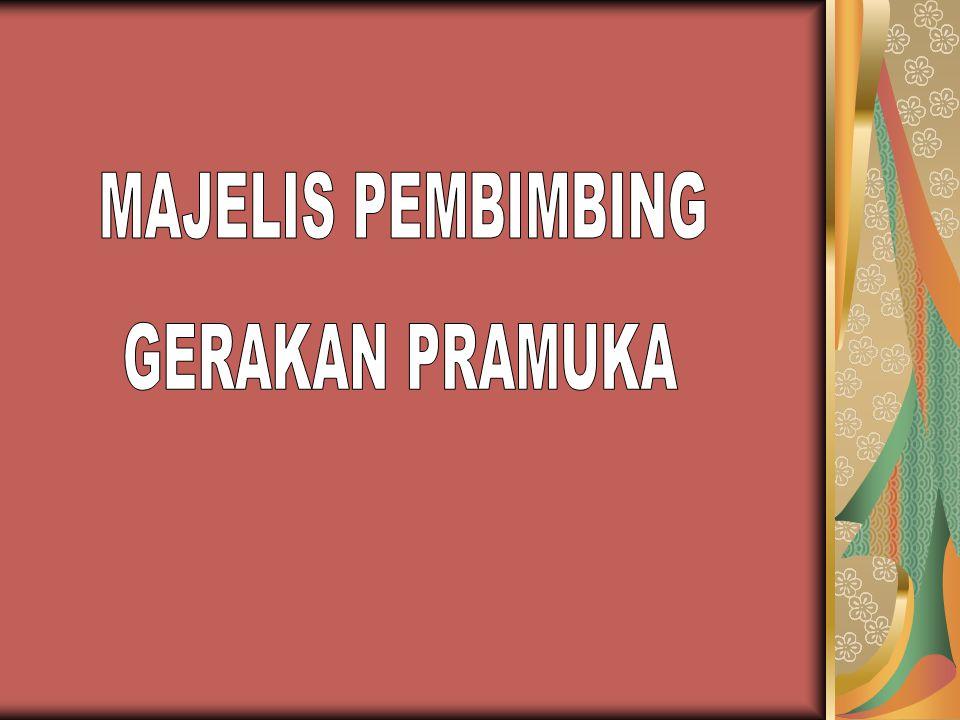 MAJELIS PEMBIMBING GERAKAN PRAMUKA