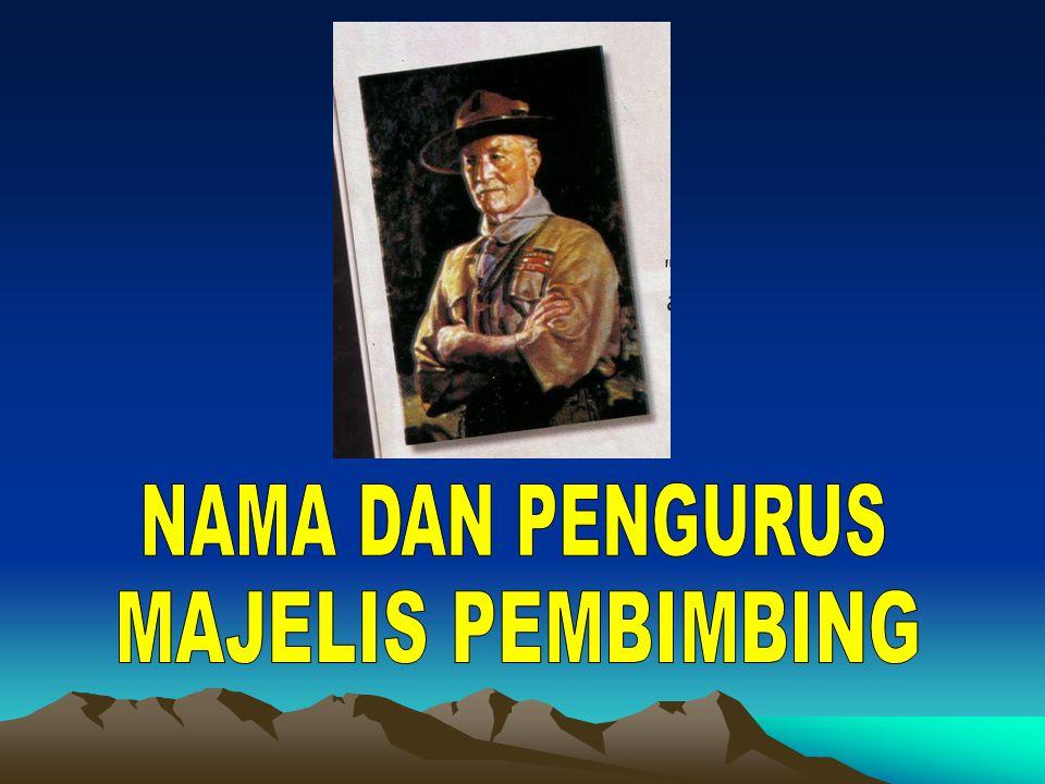 NAMA DAN PENGURUS MAJELIS PEMBIMBING