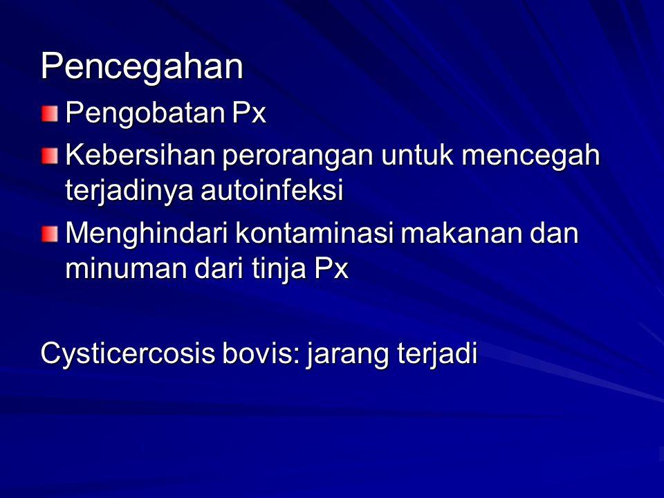 Pencegahan Pengobatan Px