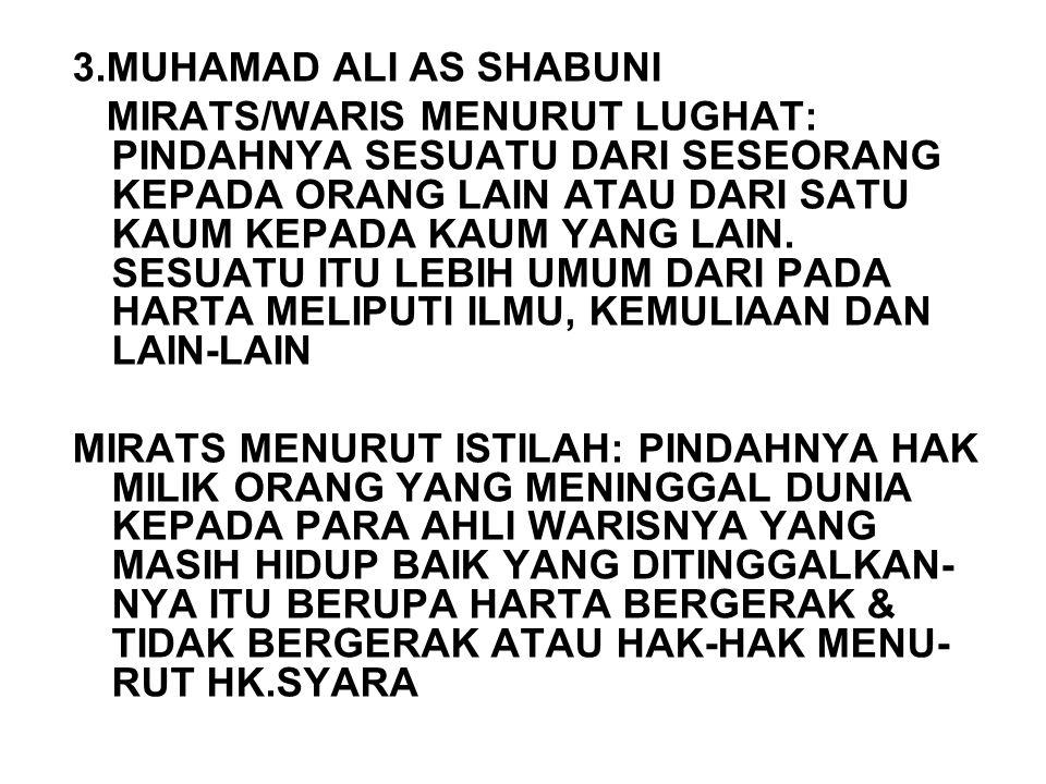 3.MUHAMAD ALI AS SHABUNI