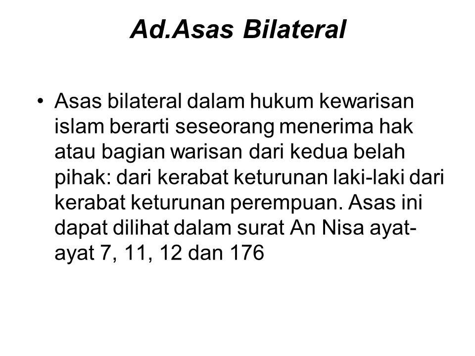 Ad.Asas Bilateral