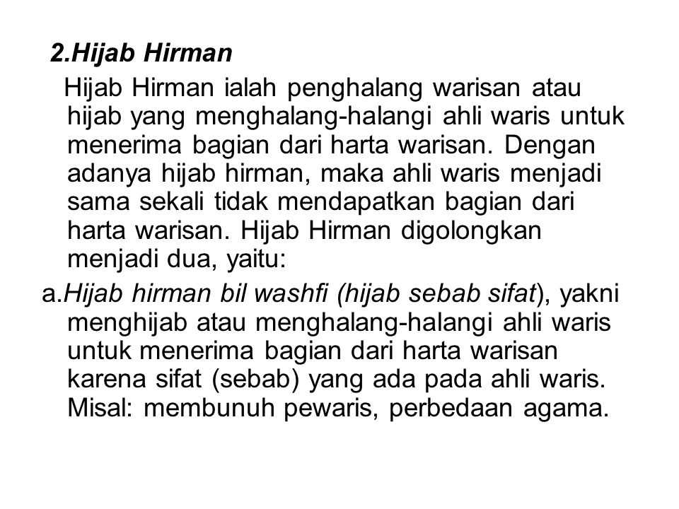 2.Hijab Hirman