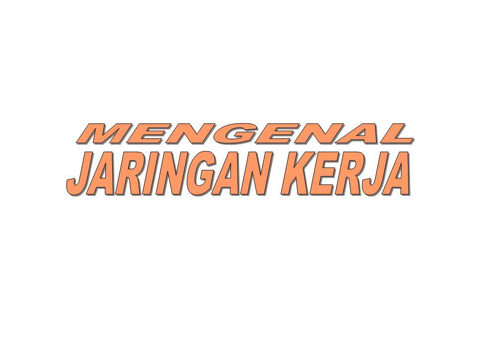 MENGENAL JARINGAN KERJA Fakultas Kehutanan