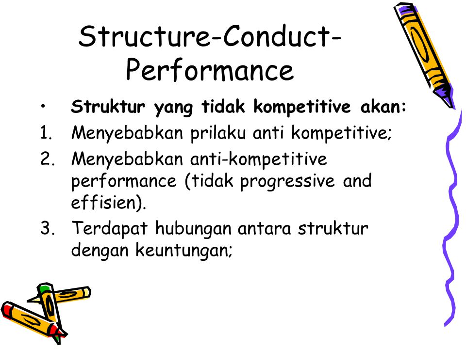 Structure-Conduct-Performance