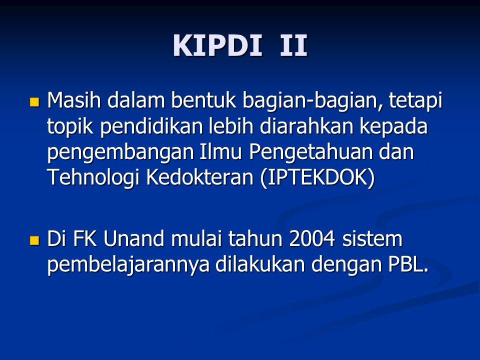 KIPDI II