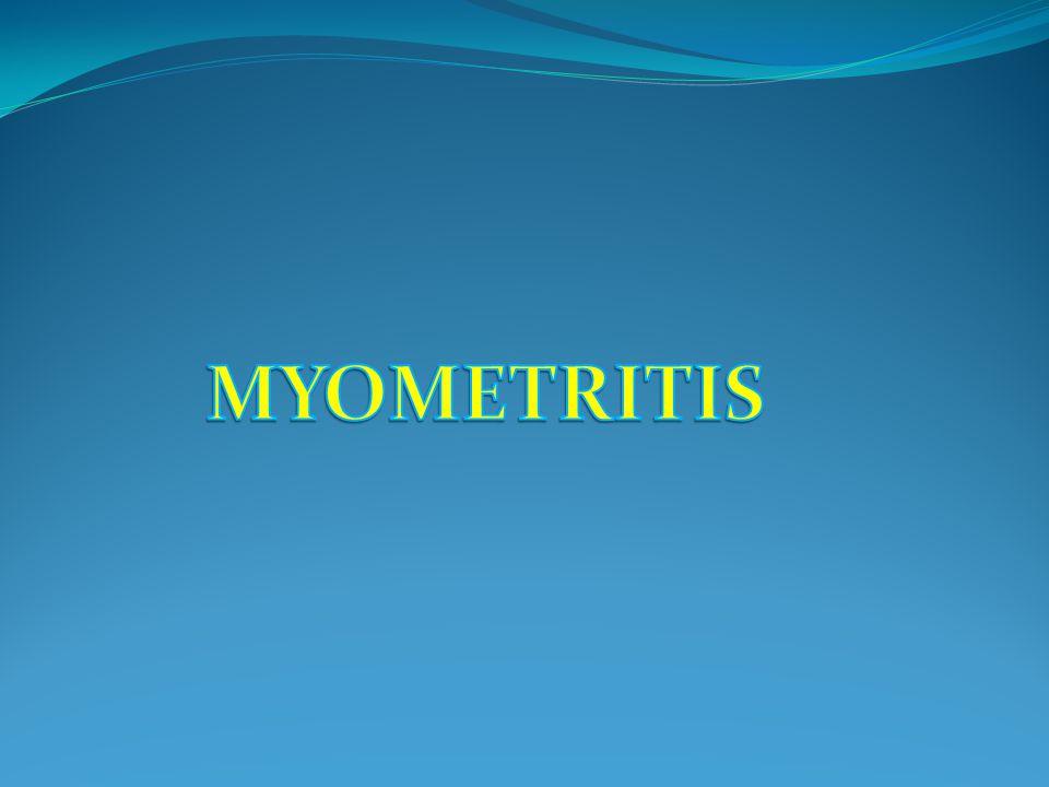 MYOMETRITIS