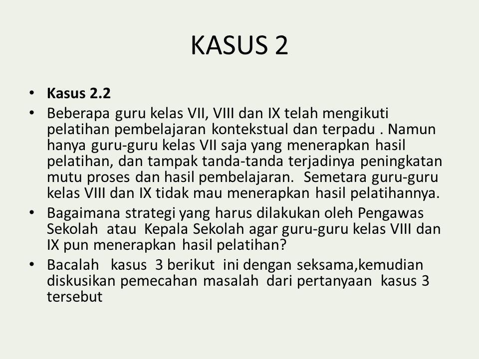 KASUS 2 Kasus 2.2.