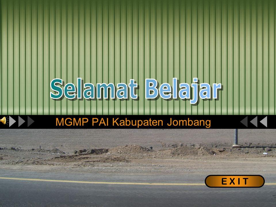 MGMP PAI Kabupaten Jombang