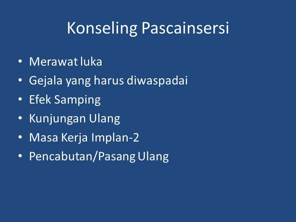 Konseling Pascainsersi