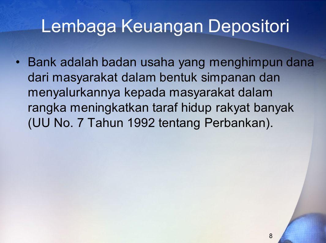 Lembaga Keuangan Depositori