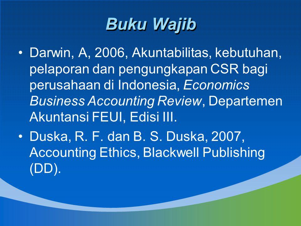 Buku Wajib