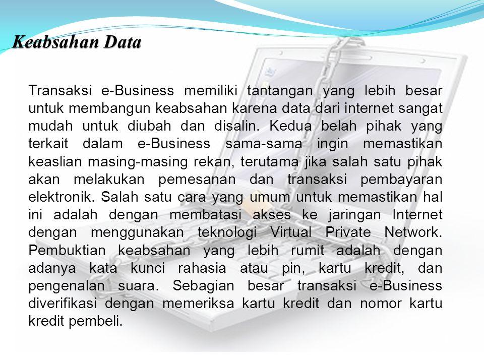 Keabsahan Data