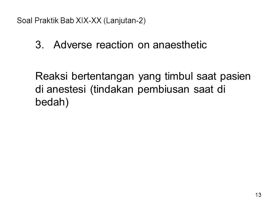 Soal Praktik Bab XIX-XX (Lanjutan-2)