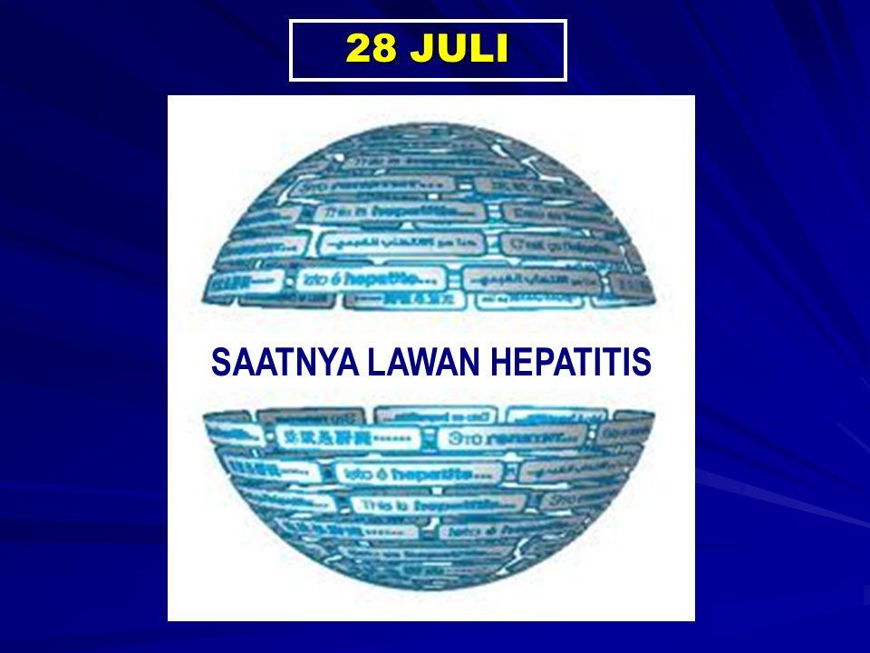 SAATNYA LAWAN HEPATITIS