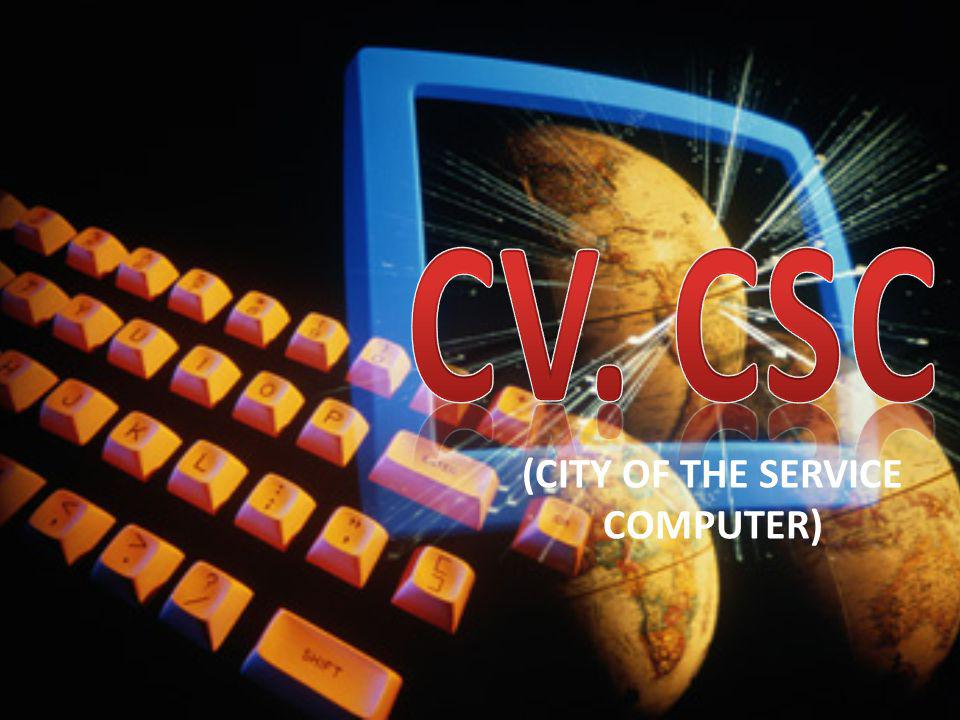 (CITY OF THE SERVICE COMPUTER)