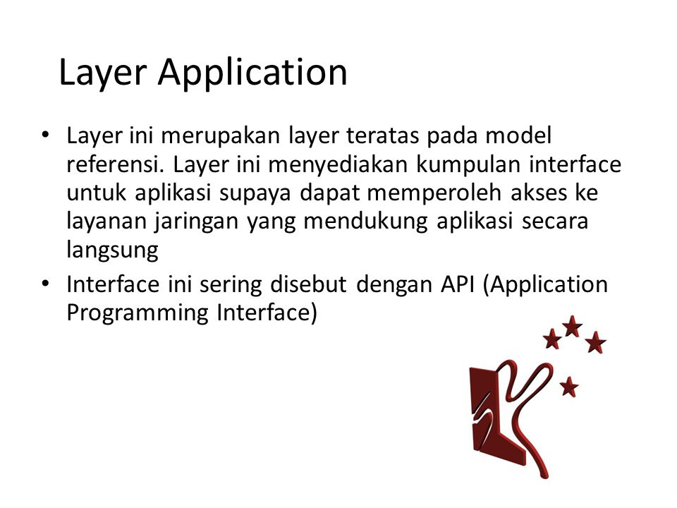 Layer Application
