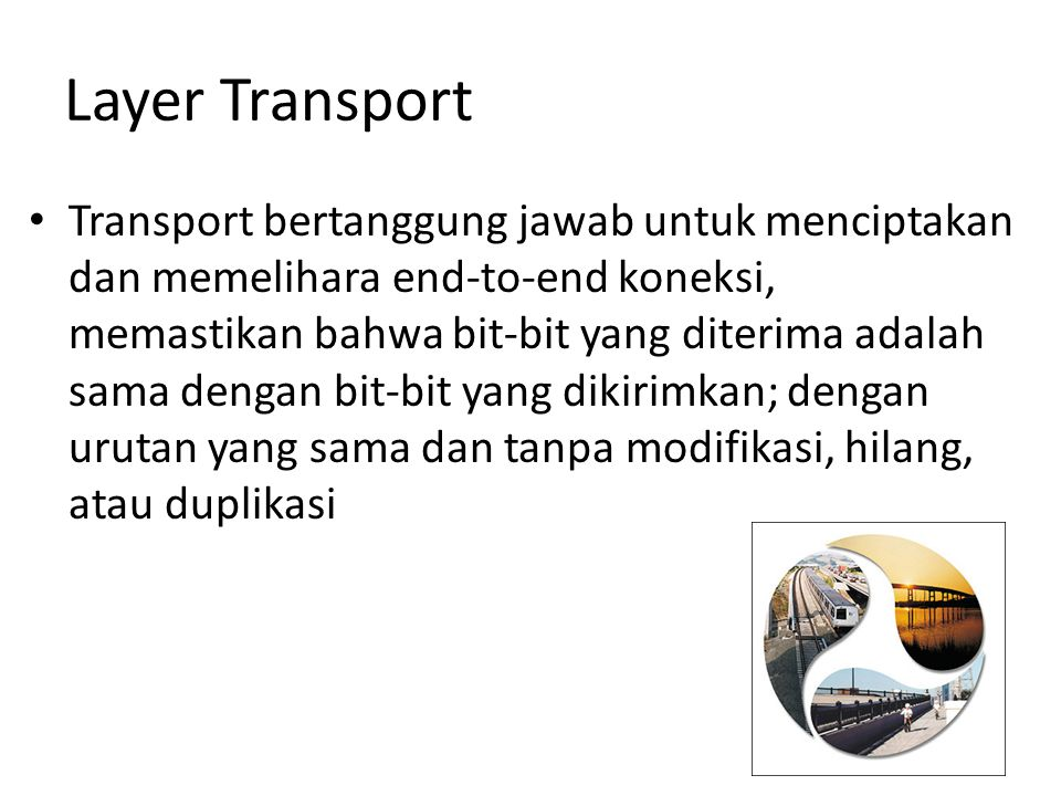 Layer Transport