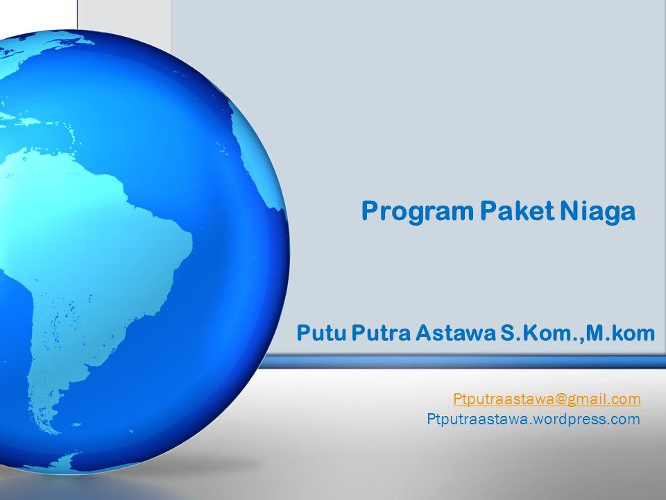 Ptputraastawa@gmail.com Ptputraastawa.wordpress.com