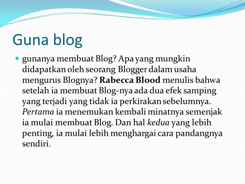 Guna blog