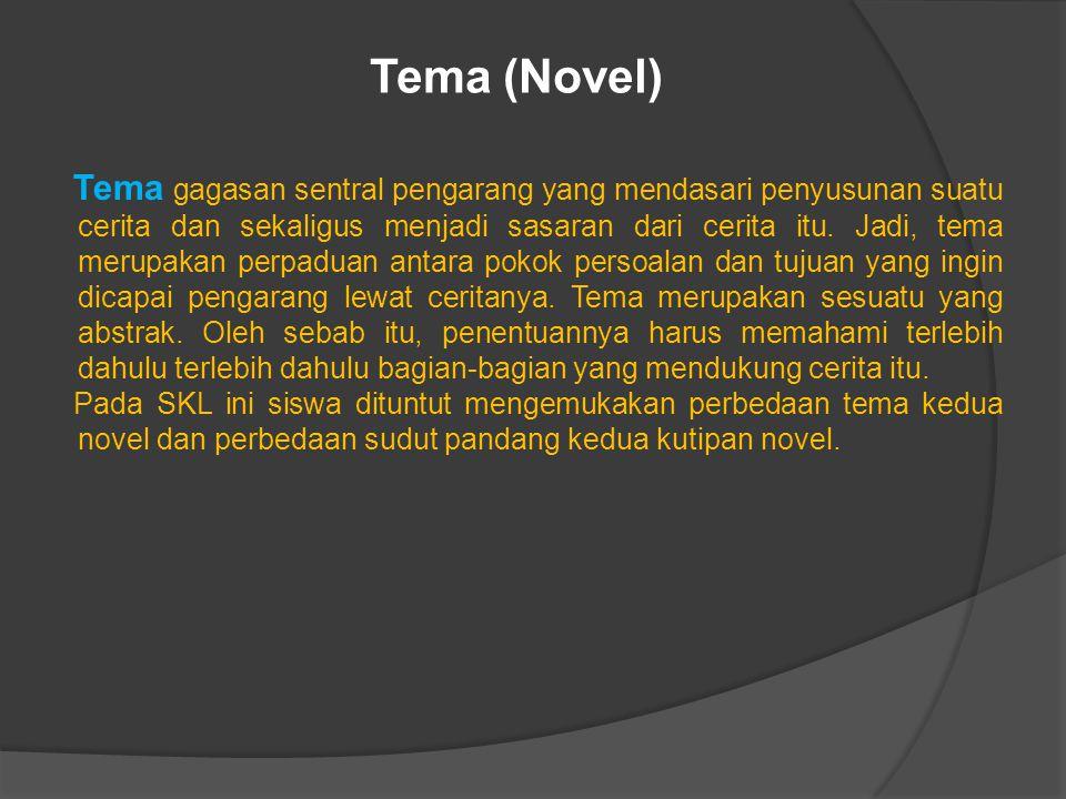 Tema (Novel)