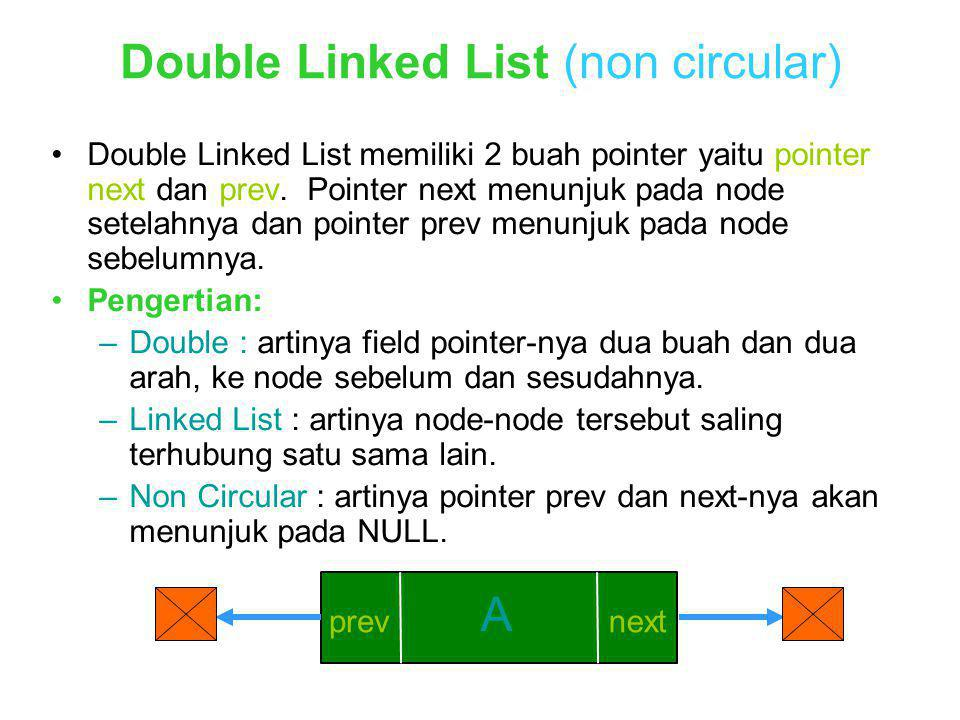 doubly linklist I am currently teaching myself c++ and am attempting to implement a doubly-linked list in c++ using pointers which is partially complete i am aware that the code currently fails to deal with dang.