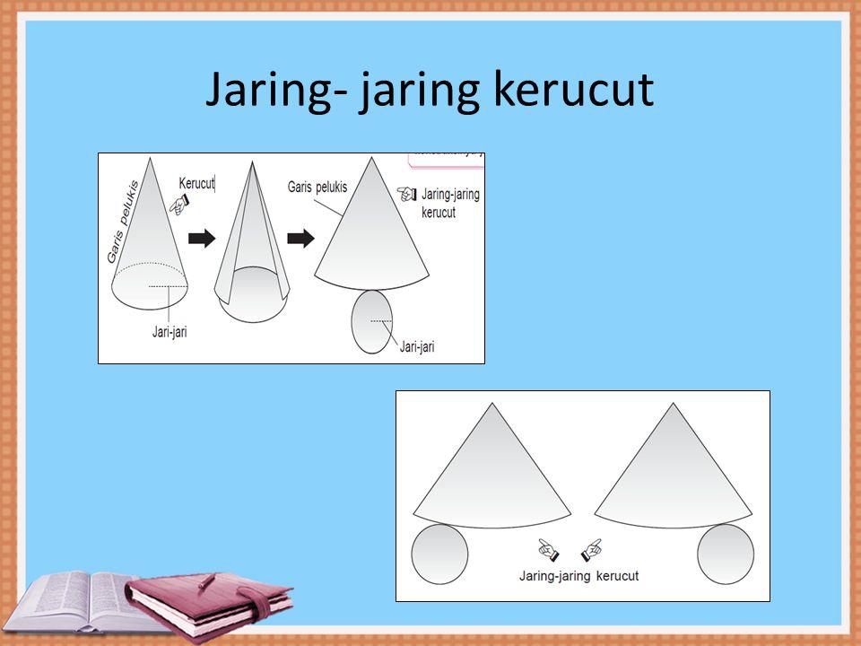 Jaring- jaring kerucut