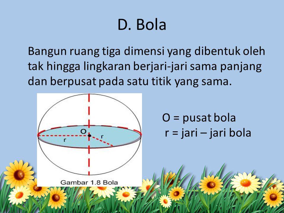 D. Bola